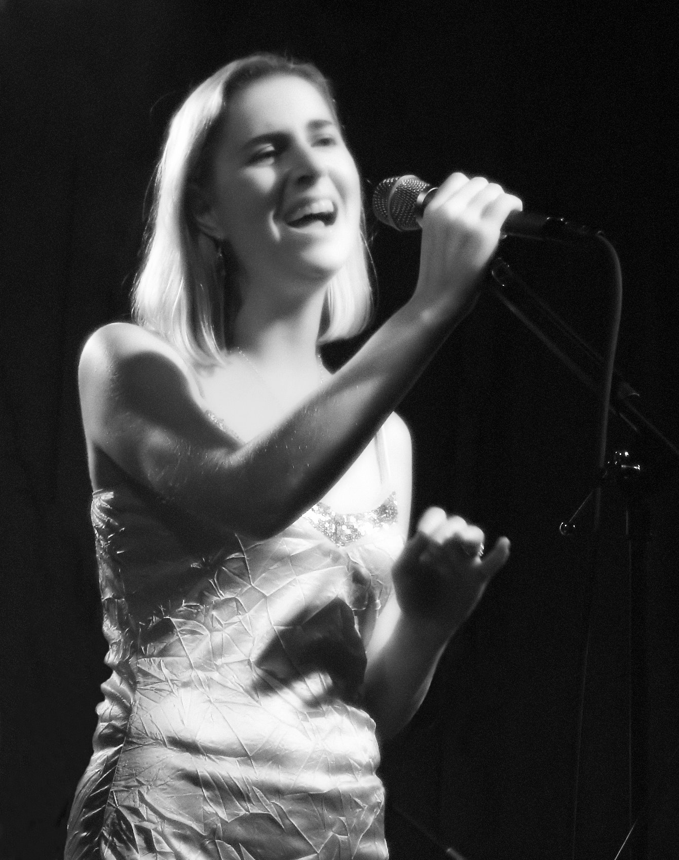 Eva Tree Sail Away CD Release, Photo by Ralph Widman, Crocodile Cafe, Seattle, WA