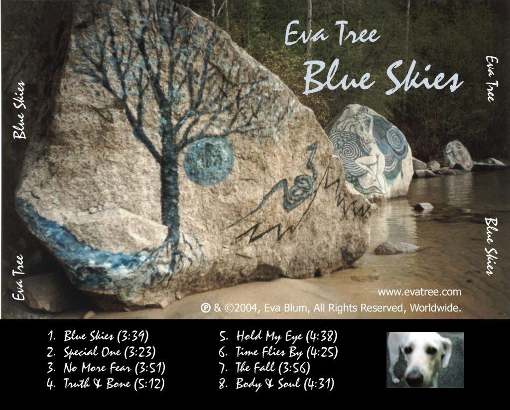 Cd ve Eva Kağıdı ile Mavi Köpek Yapımı
