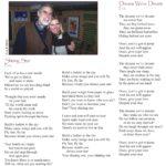 "Eva Tree - Sail Away - CD Booklet, Page 2  ""Shining Star"" ""Dreams Weve Dreamt"""