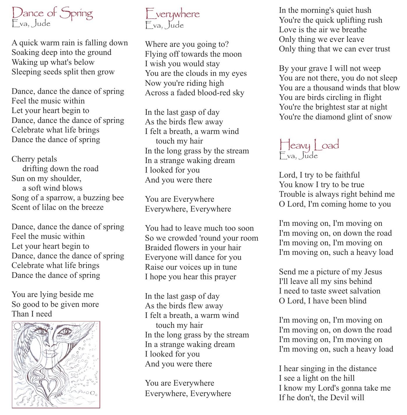 Eva Tree – Music of Eva Tree